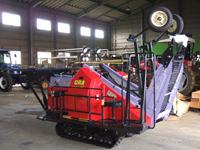 農業機械のリース